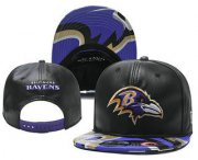 Wholesale Cheap Baltimore Ravens Snapback Ajustable Cap Hat YD