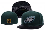 Wholesale Cheap Philadelphia Eagles fitted hats 01