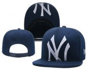 Wholesale Cheap New York Yankees Snapback Ajustable Cap Hat YD 6