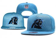 Wholesale Cheap NFL Carolina Panthers Stitched Snapback Hats 109