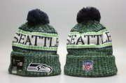 Wholesale Cheap Seattle Seahawks YP Beanie 1