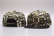 Wholesale Cheap NHL Boston Bruins hats 4