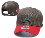 Wholesale Cheap NFL Kansas City Chiefs Stitched Snapback Hats 062