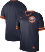Wholesale Cheap Nike Astros Blank Navy Authentic Cooperstown Collection Stitched MLB Jersey