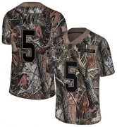 Wholesale Cheap Nike Redskins #5 Tress Way Camo Men's Stitched NFL Limited Rush Realtree Jersey