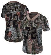 Wholesale Cheap Nike Saints #72 Terron Armstead Camo Women's Stitched NFL Limited Rush Realtree Jersey