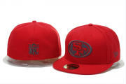 Wholesale Cheap San Francisco 49ers fitted hats18