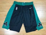 Wholesale Cheap Boston Celtics Black Nike Authentic Shorts