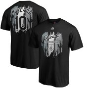 Wholesale Cheap Los Angeles Kings CCM Property Block Tri-Blend T-Shirt Gray