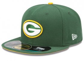 Wholesale Cheap Green Bay Packers fitted hats 04