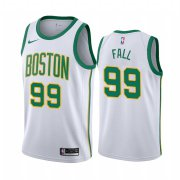 Wholesale Cheap Men's Boston Celtics #99 Tacko Fall Men's 2019-20 City Jersey