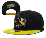 Wholesale Cheap San Jose Sharks Snapbacks YD006