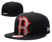Wholesale Cheap Boston Red Sox Snapback Ajustable Cap Hat GS 6