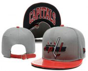 Wholesale Cheap Washington Capitals Snapback Ajustable Cap Hat YD 3