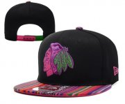 Wholesale Cheap Chicago Blackhawks Snapbacks YD009