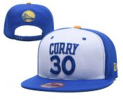 Wholesale Cheap Golden State Warriors Snapback Ajustable Cap Hat #30