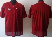 Wholesale Cheap Alabama Crimson Tide Blank Red Jersey