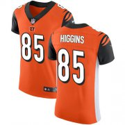 Wholesale Cheap Nike Bengals #85 Tee Higgins Orange Alternate Men's Stitched NFL New Elite Jersey