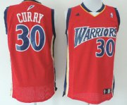 Wholesale Cheap Golden State Warriors #30 Stephen Curry 2009 Red Swingman Jersey