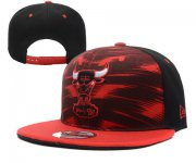 Wholesale Cheap NBA Chicago Bulls Snapback Ajustable Cap Hat YD 03-13_15