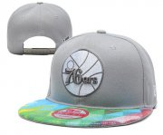Wholesale Cheap Philadelphia 76ers Snapbacks YD002