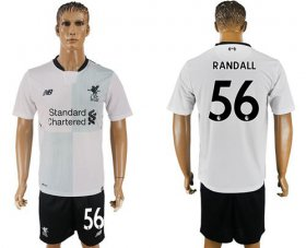 Wholesale Cheap Liverpool #56 Randall Away Soccer Club Jersey