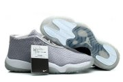 Wholesale Cheap Air Jordan Future Glow Shoes gray/white