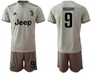 Wholesale Cheap Juventus #9 Higuain Away Soccer Club Jersey
