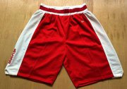 Wholesale Cheap Men's Lower Merion High School Red Short Jersey