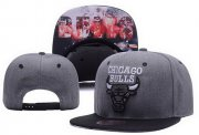 Wholesale Cheap NBA Chicago Bulls Snapback Ajustable Cap Hat XDF 03-13_32