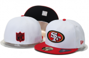 Wholesale Cheap San Francisco 49ers fitted hats15