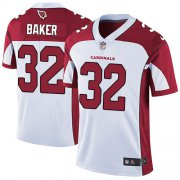 Wholesale Cheap Nike Cardinals #32 Budda Baker White Men's Stitched NFL Vapor Untouchable Limited Jersey