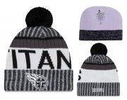 Wholesale Cheap NFL Tennessee Titans Logo Stitched Knit Beanies 006