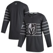 Wholesale Cheap Men's Vegas Golden Knights Adidas Gray 2020 NHL All-Star Game Authentic Jersey