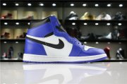 Wholesale Cheap Air Jordan 1 Retro Game Royal Blue/Black-White