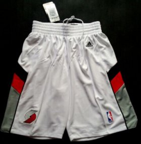 Wholesale Cheap Portland Trail Blazers White Rip City Short