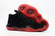 Wholesale Cheap Jordan Super.Fly 6 Shoes Black Red