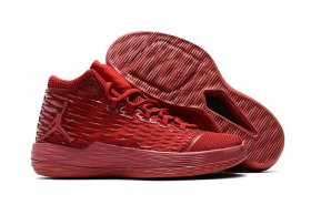 Wholesale Cheap Air Jordan Melo M13 Shoes All Red