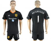 Wholesale Cheap Hull City #1 Mcgregor Away Soccer Club Jersey