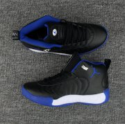 Wholesale Cheap Jordan Jumpman Pro Shoes Black/Blue-White