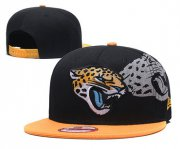 Wholesale Cheap NFL Jacksonville Jaguars Stitched Snapback Hat