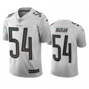 Wholesale Cheap Los Angeles Chargers #54 Melvin Ingram White Vapor Limited City Edition NFL Jersey