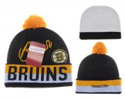 Wholesale Cheap Boston Bruins Beanies YD001