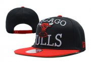 Wholesale Cheap NBA Chicago Bulls Snapback Ajustable Cap Hat YD 03-13_30