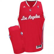 Wholesale Cheap Los Angeles Clippers Blank Red Swingman Jersey