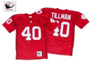 Wholesale Cheap Mitchell And Ness 2000 Cardinals #40 Pat Tillman Red Throwback Stitched NFL Jersey