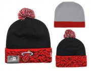 Wholesale Cheap Miami Heat Beanies YD007