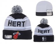 Wholesale Cheap Miami Heat Beanies YD004