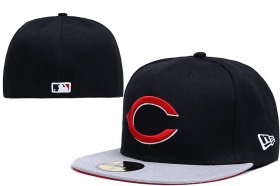 Wholesale Cheap Cincinnati Reds fitted hats 02
