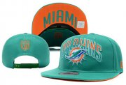 Wholesale Cheap Miami Dolphins Snapbacks YD024